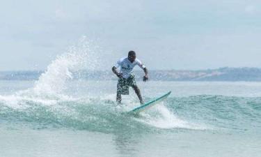 Surf em Calo Ledo