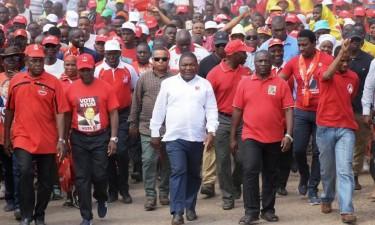 Voto do presidente vai marcar abertura das urnas