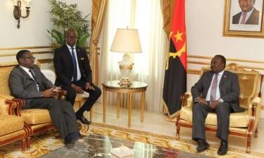 Zimbábue quer intensificar cooperação com Angola