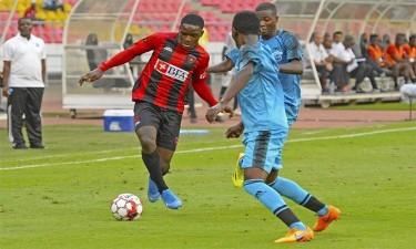 Angolanos concorrem aos prémios da CAF