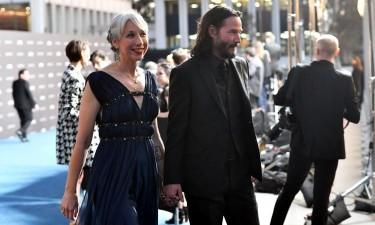 A mulher que fez Keanu Reeves (re)encontrar o amor