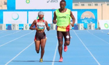 Duas angolanas nas meias-finais