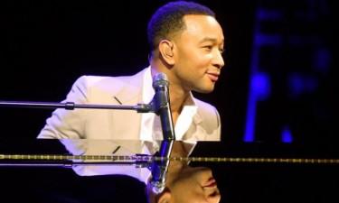 John Legend eleito homem mais sexy do mundo