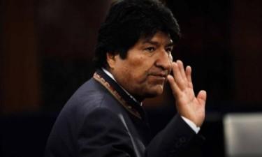 Presidente da Bolívia demite-se