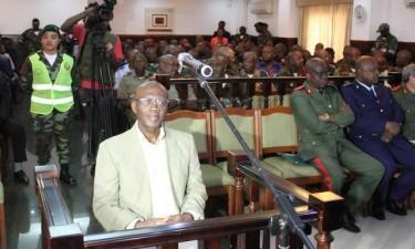 General 'Zé Maria' condenado a três anos de prisão