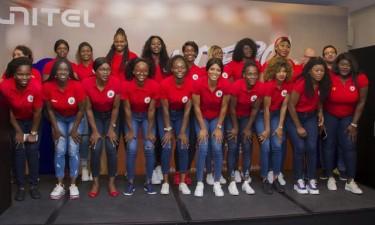 Angola despede-se na 15.ª posição