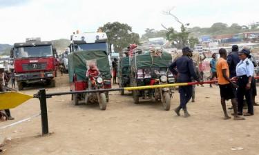 Angola e RDC acordam reforço da fiscalização fronteiriça