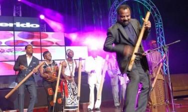 Bonga anima Luanda com dois shows no fim-de-semana