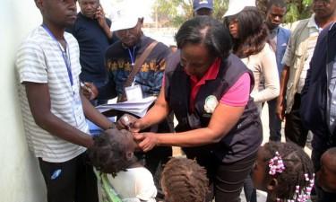 Arranca amanhã mais uma campanha de vacina contra a pólio
