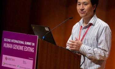 Cientista chinês condenado a três anos de cadeia