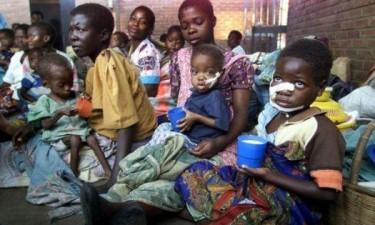Malnutrição provocou 364 mortes de crianças este ano