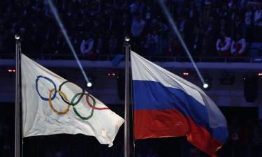 Rússia suspensa dos Jogos Olímpicos
