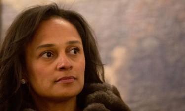 Tribunal decreta arresto de contas bancárias  de Isabel dos Santos
