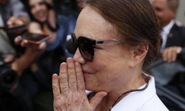 Regina Duarte diz 'sim' a Bolsonaro