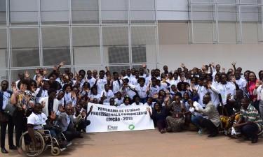 ANPG e BP financiam estágio para jovens finalistas universitários