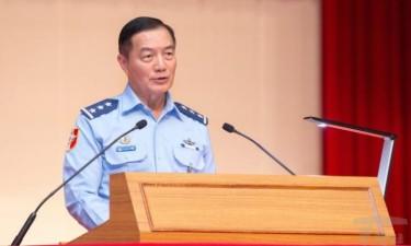 Chefe do Estado-Maior morre em acidente de helicóptero