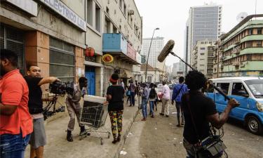 Filme angolano 'Ar condicionado' concorre a dois prémios na Holanda