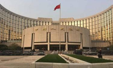Banco central chinês vai injectar cerca de 156 mil milhões de euros