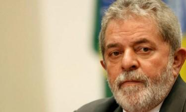Lula da Silva recebido pelo Papa Francisco