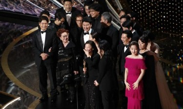 'Parasita' faz história ao levar Oscar 2020