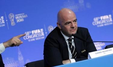 FIFA doa nove milhões de euros à OMS