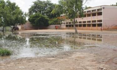 19 Escolas inundam no Cunene
