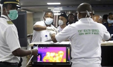 RDC confirma primeiro caso do novo coronavírus