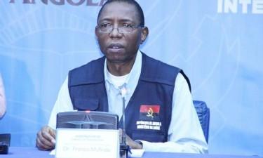 Angola regista 16.º caso positivo