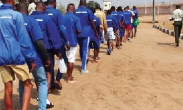 PGR solta mais de 50 reclusos