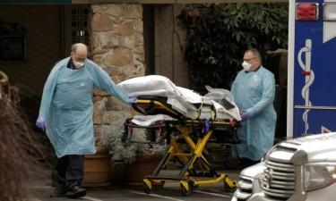 EUA ultrapassam barreira das 100 mil mortes