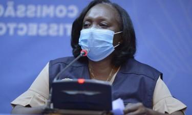 Angola com 70 caso positivos