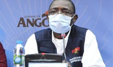 Angola regista mais dois casos positivos