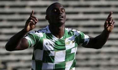 Angolano Fábio Abreu pode jogar em Espanha