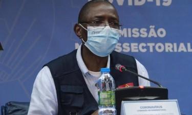 Angola regista dois novos casos, elevando para 86 infecções