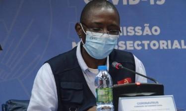 Angola não registou novos casos nas últimas 24 horas