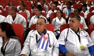 Despesa com médicos cubanos ascende a 71,3 milhões de euros