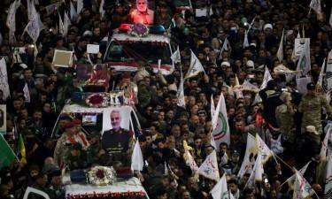 Espião que forneceu informação sobre Soleimani será executado