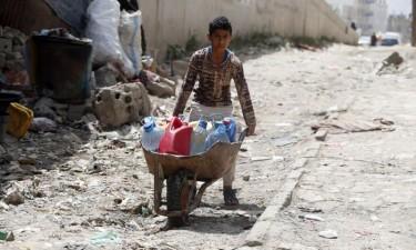 Pandemia e falta de ajuda empurram milhões de crianças para a fome