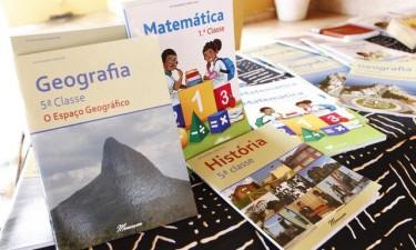PR cria comissão para correcção dos manuais escolares