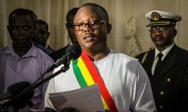 PR da Guiné-Bissau exonera cinco ministros