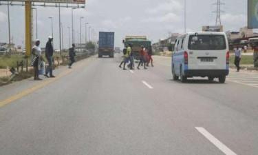 Acidente rodoviário causa morte de duas pessoas