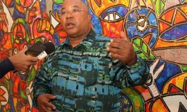 Álvaro Macieira inaugura exposição no Camões