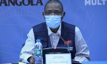 Angola regista mais 19 casos positivos