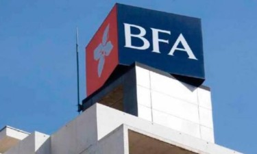 BFA confirma inspecção do banco central