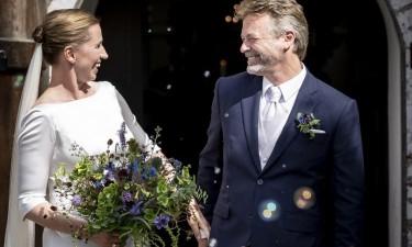 Primeira-ministra dinamarquesa casou-se
