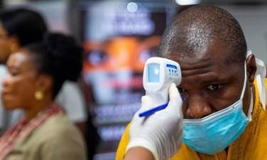 África contabiliza mais de 23 mil mortes