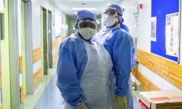 África do Sul com 24 mil profissionais de saúde infectados