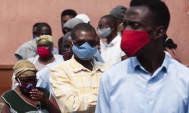 Angola com mais 64 casos e uma morte