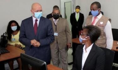 Angola prevê registar 26 mil crianças por dia