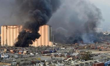Mais de uma centena de mortes em Beirute e quase 4.000 feridos